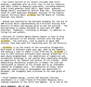 Jonathan is clean, honest – WikiLeaks quotes El-Rufai