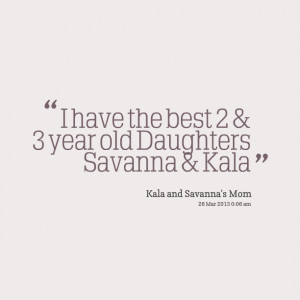 Quotes Picture: i have the best 2