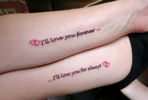 hate and love quote tattoo inner foot tattoo quote with quote was ...