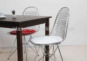 Bertoia Wire Counter Stool diamond chair Harry Bertoia Wire Chair