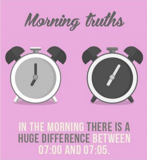 The Sad But True Facts about Mornings (9 pics)