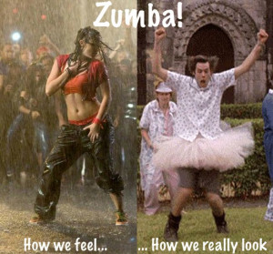 So, who's tried Zumba, it's one of the biggest craze's in fitness ...