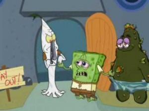 SpongeBob Hemp Pants