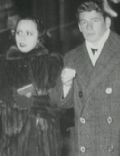Bella Muni and Paul Muni