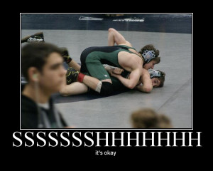 Motivational Wrestling...