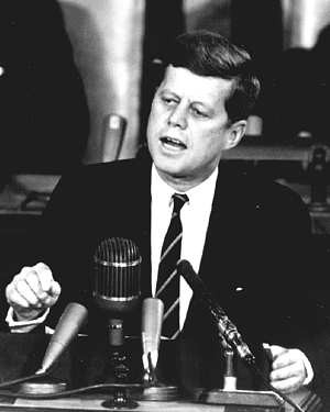 Science Quotes by John F. Kennedy (20 quotes)