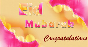 Eid Mubarak 2013 Messages and Quote in Urdu and English