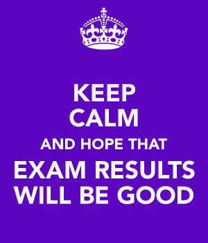 Keep Calm and Hope that HSEB Result will be Good