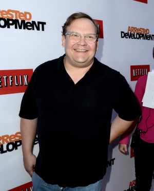 Andy Richter Arrested Development