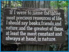 John Burroughs quote- naturalist and author More