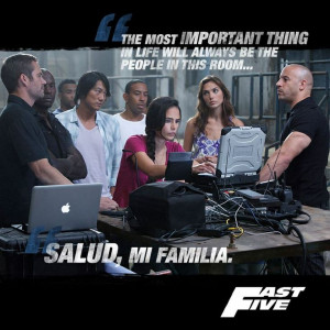 ... Fast Five, Movie Quotes Fast And Furious, Furious Movie, Favorite