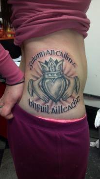 Gaelic Tattoos