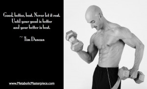 Motivational Fitness Quote from Tim Duncan