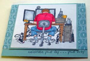 computer geek birthday
