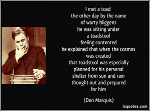 More Don Marquis Quotes