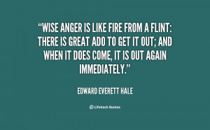 Wise Quotes About Anger
