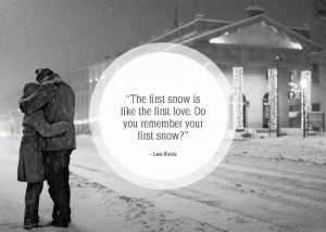 Great Quotes About Snow