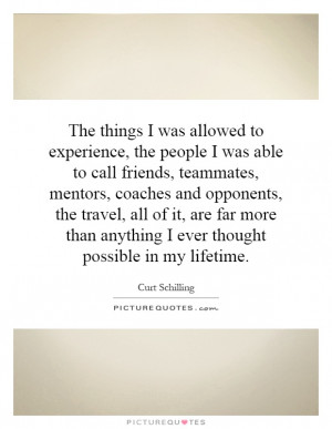 than anything I ever thought possible in my lifetime Picture Quote 1