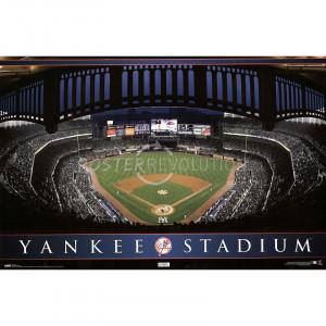 Title: New York Yankees (New Yankee Stadium) Sports Poster Print