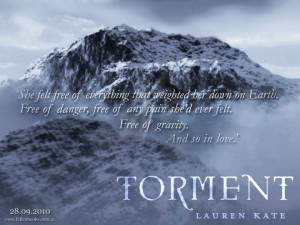 Fallen by Lauren Kate Torment