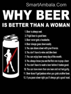 Why Beer Is Better