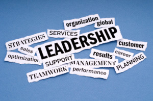 ... leaders. These are two different things. You need both. Currently
