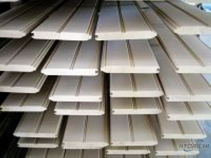 beaded board ceiling