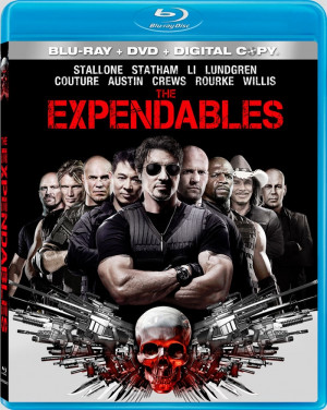 The Expendables (US - DVD R1 | BD RA)