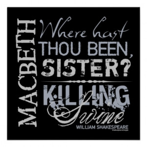 Witches From Macbeth Quotes