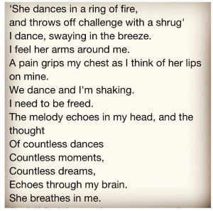 Jim Morrison Poem For Pamela