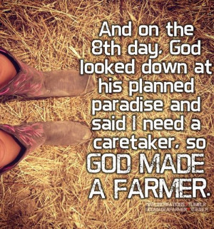 Agriculture Quotes And Sayings #agriculture #farm #quote