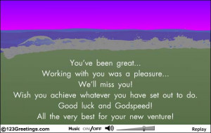 Go Back > Gallery For > We Will Miss You Quotes For Coworker