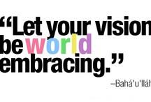 QUOTES ON UNITY / QUOTES ON UNITY FROM THE BAHA'I FAITH / by Bahá ...