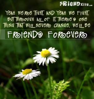 you are my best friend forever quotes