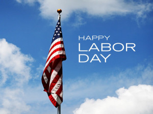 Labor Day is almost here which sadly marks the end of summer but as ...