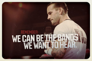 Top 20 famous inspiring quotes by CM Punk (Phil Brooks)