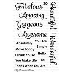 Simply Fabulous Sayings
