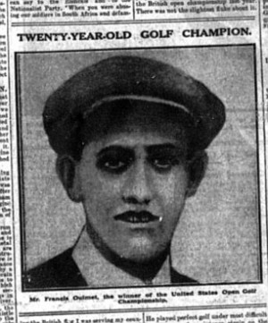 The greatest game ever played? 100 years on, the biggest shock in golf ...