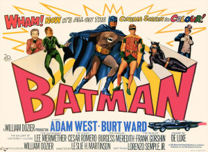 Vintage Batman movie posers on sale at eBay and (the first two) Amazon ...