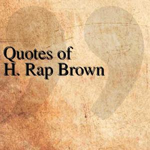Rap Brown
