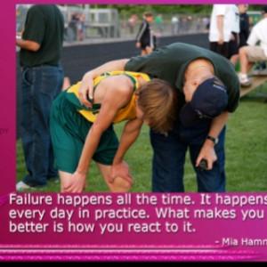 Mia Hamm soccer quote