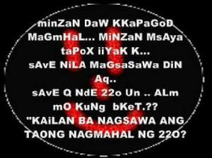 Thread: Tambayan ng mga Pogi't Magagandang Single