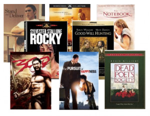 top inspirational quotes from movies