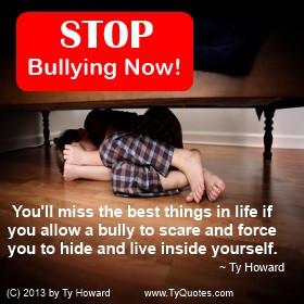 Anti Bullying Quotes Howard...