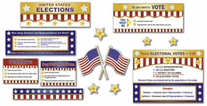 Electoral Process Bulletin Board Set