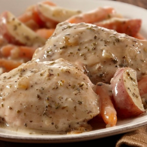 Slow Cooker Country Chicken Stew…