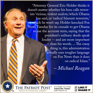 Quote: Michael Reagan