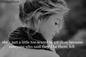 She s just a little quote