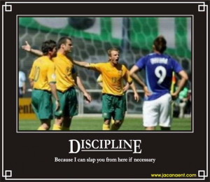 Discipline, Demotivation, Demotivational, Demotivational Posters ...