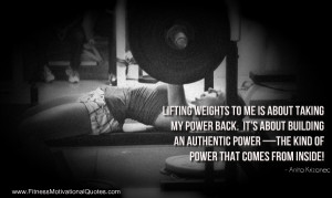 Weight Lifting Quotes Motivation Ladies, weights are your